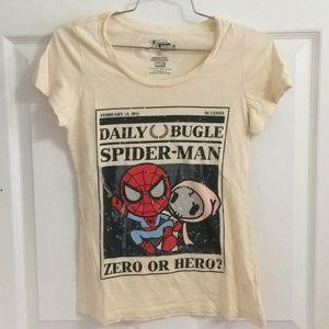 Spider-Man t- shirt